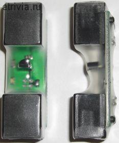 Датчик SP1 для монтажа без пайки.