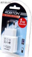 Блок питания с USB разъёмом 5В,1А,5Вт Robiton